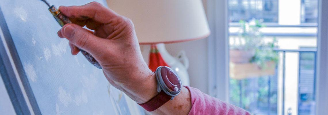 bracelet alarme pour personne âgé