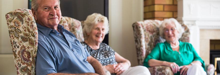 résidences seniors